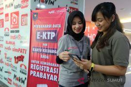 Telkomsel beri bonus pelanggan prabayar yang registrasi