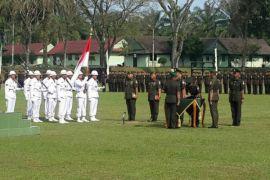 Pangdam I/BB lantik 177 Prajurit Bintara Remaja