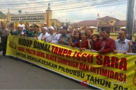 Tokoh agama sesalkan penyerangan Ulama