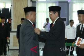 Gubernur Lantik Pjs Bupati Batu Bara