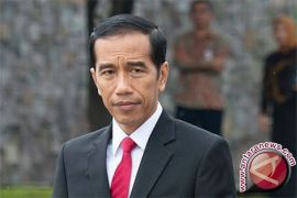 Presiden Joko Widodo ajak masyarakat melupakan perbedaan