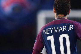 Neymar kemungkinan absen di Liga Champion karena cedera