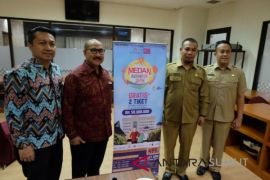 700 peserta sudah mendaftar di Medan Kulinerrun