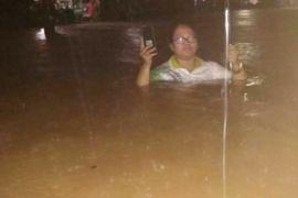 Banjir di Sibolga sedada orang dewasa