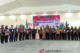 Calon Wali Kota Isnandar apresiasi FKPPI