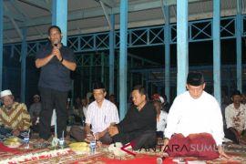 Bupati silaturrahmi dengan masyarakat Panyabungan Timur