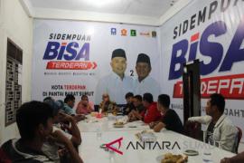Masyarakat Nias bangun komunikasi dengan calon walikota