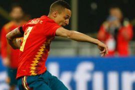 Wajah baru Spanyol untuk Piala Dunia
