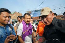 Jumat Berkah, Edy Rahmayadi sapa warga Padang Sidempuan