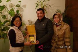 Gubsu ajak Dubes promosikan wisata Sumut