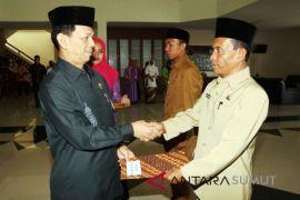 Tiga pejabat dilantik
