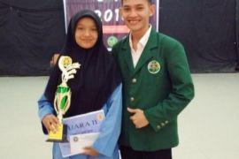 Darul Mursyid juara dua OKI USU 2018