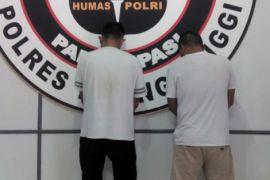 Polisi tembak pencuri  nasabah BRI