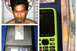 Polisi tangkap pria pemilik sabu