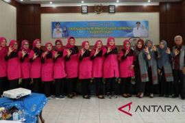 PKK Asahan terima kunker PKK Propinsi Banten