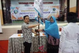 Zulham terpilih ketua IKA Unhar pertama