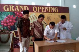 PT. Kopi Rakyat Indonesia buka kantor di Mandailing Natal