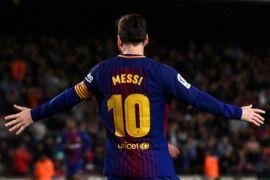 Messi ungkapkan hasratnya bermain di Newell's Old Boys