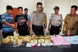 Polrestabes Medan amankan 14 kg sabu-sabu