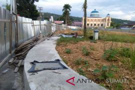 Pembangunan monumen gempa direncanakan selesai tahun ini