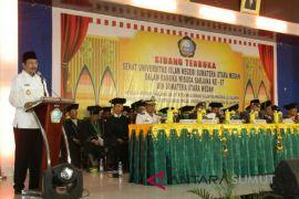 Gubernur minta lulusan UIN turut jaga kondusifitas pilkada