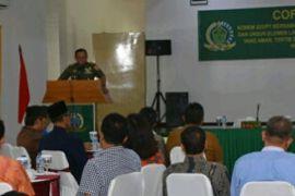 Forkopimda kumpul bahas keamanan daerah