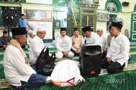Wali Kota pimpin tim kunjungi Masjid Sultan