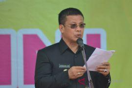 Pj Walikota Padangsidimpuan apresiasi kinerja Satpol PP