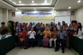 IBT Cikal USU bersama LPPM Unhar latih Kader Posyandu kewirausahaan