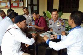Polisi masih selidiki pembuang limbah di Sei-Padang