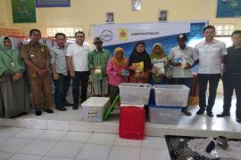 Karpowership dan PLN beri 200 bingkisan Ramadhan untuk warga Sicanang Belawan