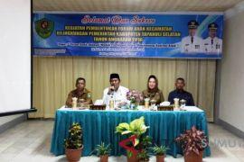 Pemkab Tapsel bentuk forum anak kecamatan