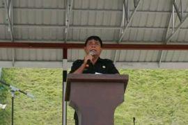 Masyarakat diimbau doakan kemajuan Samosir