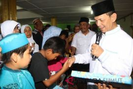 Hari kedua safari Ramadan, Pemkab Tapsel kunjungi Sesa Sidapdap