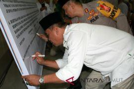 Deklarasi bersama menolak paham Radikalisme