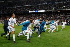 Madrid lolos ke final Liga Champion setelah imbang lawan Bayern