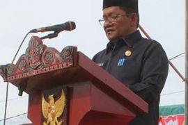 Bupati Samosir paparkan capaian pembangunan 2017