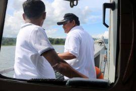 BNPB hibahkan kapal patroli cepat ke Samosir