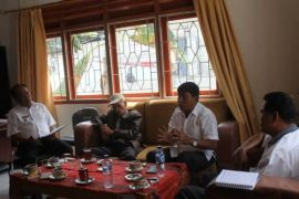 Kemendes bangun infrastruktur desa wisata Samosir