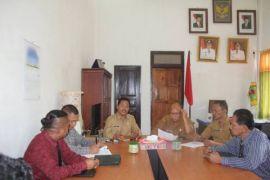 Peradi Tapanuli berkunjung ke Pemkab Samosir