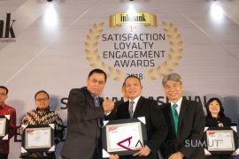Bank Sumut raih 8 penghargaan dalam Infobank Award 2018