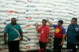 Stok beras bulog Sumut 80.000 ton