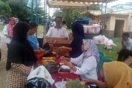 Koperindag Sumut lakukan operasi pasar di Tebing Tinggi