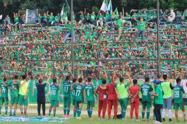PSMS target kemenangan dari Kepri Jaya