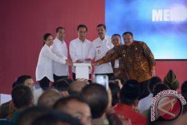 Presiden Jokowi tanyakan perkembangan pelabuhan Sibolga