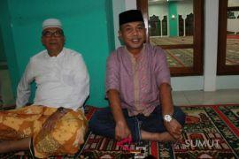 Anas Nasution khatib sholat Id di Mesjid Agung