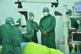 Operasi katarak HUT Tebing  Tingg