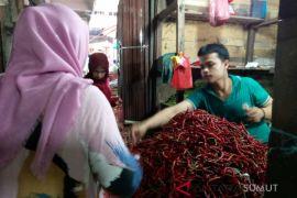 Harga komoditas pertanian normal di Pematangsiantar