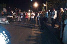 Ribuan warga ikuti pawai takbiran Idul Fitri 1439 H di Tebing Tinggi