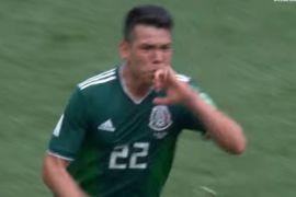 Jerman kalah atas Meksiko 0-1